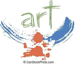 color art ink message