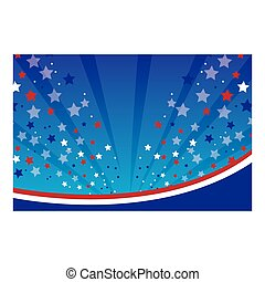 color background with stars in the sky