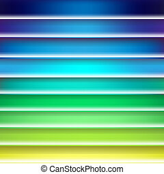Color Background With Strips With Gradient Mesh, Vector Illustration