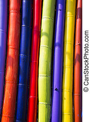 color bamboo