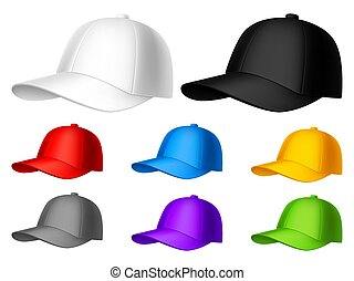 Color Baseball Cap