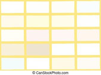 color, blanco, tono, sombra, plano de fondo
