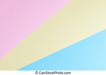 Color blocks paper background