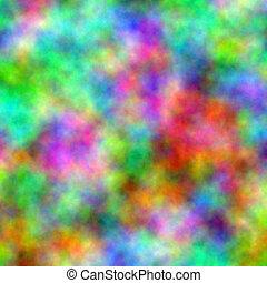 Color blur