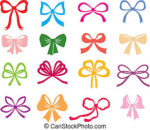 Color bow set