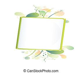 color bulletin board