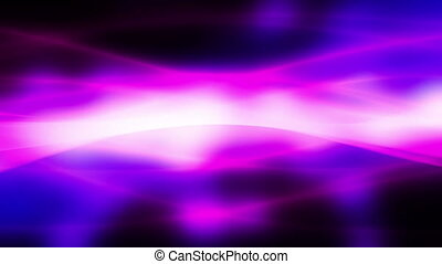 Color Change Dynamic Wave Looping Animated Background 30 FPS