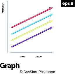 Color chart. Vector illustration