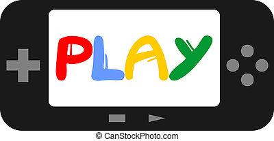 Creative design of color console