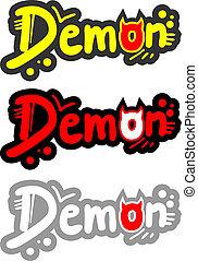 Color demon stick