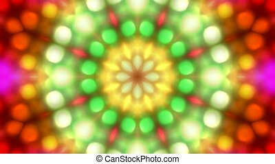 color disco flower pattern,orient fancy texture