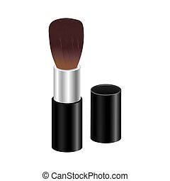 color face brush icon