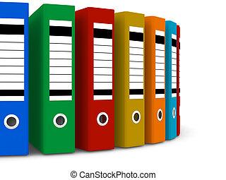 Color folders