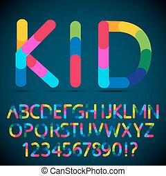color font