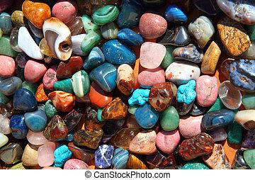 color, gemas