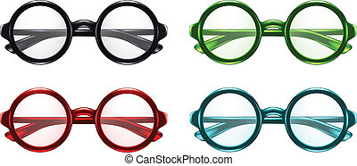 Color Glasses Set