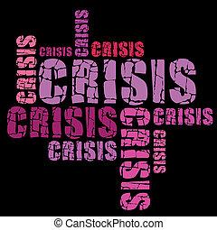 words crisis