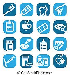 color health icons