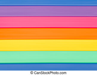 Color Horizontal lines