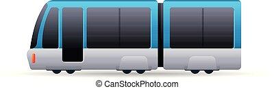 Color Icon - Tram