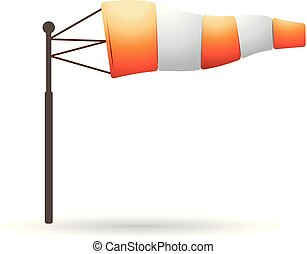 Color Icon - Windsock