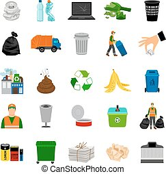 Color icons garbage collection
