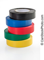 Color insulating tape