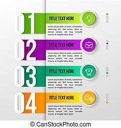 Color Modern infographic