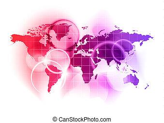 color, mundo