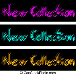 Color new collection - Creative design of color new ...
