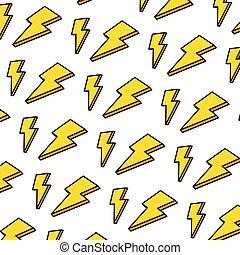 color nice light thunder art background