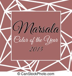 Color of the year 2015 infographic - Color of the year 2015...