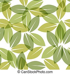 Color of the year 2017. Greenery beautiful trendy seamless...