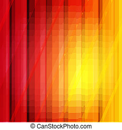 Color Orange And Red Background With Lines