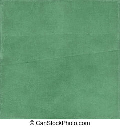 Color paper green