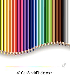 color pencil pattern