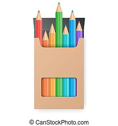 Color pencil set in the yellow box.