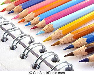 color pencils 1