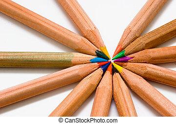Color Pencils #1