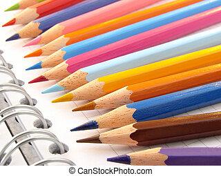 color pencils 4