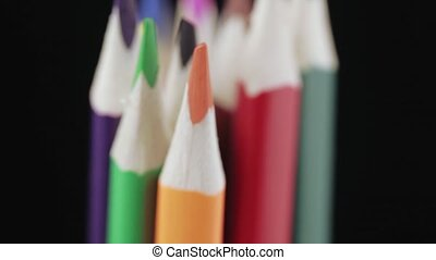 Color pencils are different