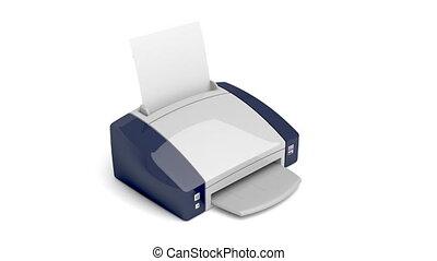 Color printer - Photo printing on color printer.