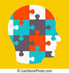 color puzzle profile