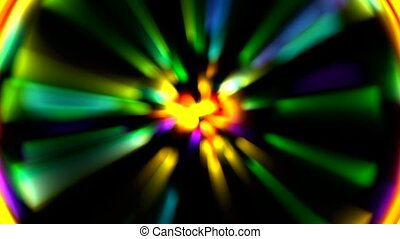 color ray light,dazzling disco neon