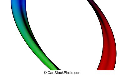 color, resumen, composición