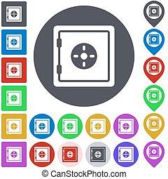 Color safe icon set