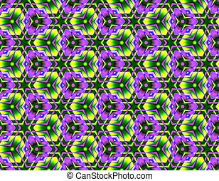 Color seamless vector bright colours