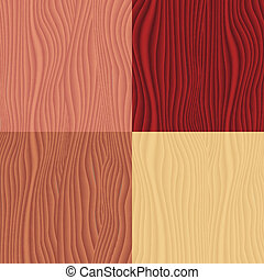 Parquet - Color Set of Parquet Seamless Pattern for design