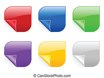 color shape sticker 2