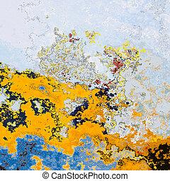 Color splashes